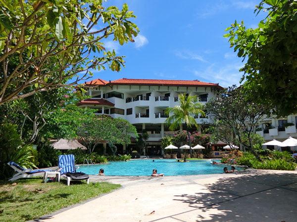 Bali Grand Mirage Resort Pool