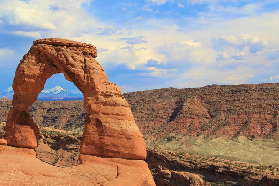 Wallpaper Wanderer: The Delicate Arch of Utah