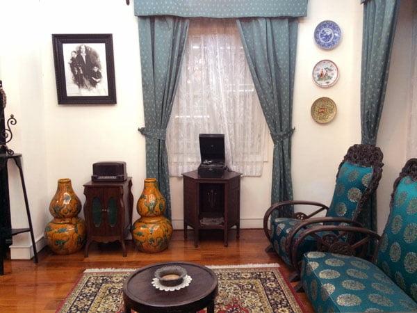 Macau Taipa Houses Museum Furniture