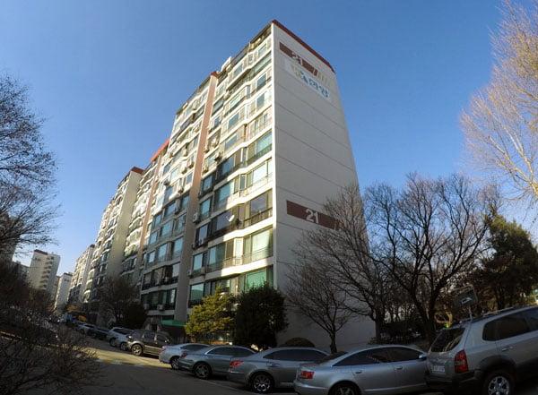 Seoul Apgujeong Hanyang Blk 21