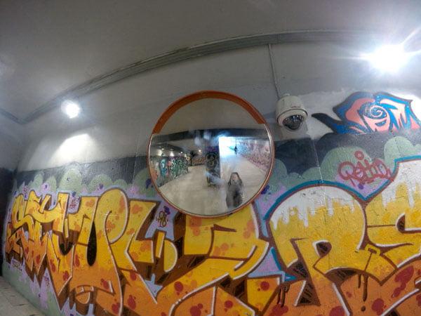 Seoul Apgujeong Mirror