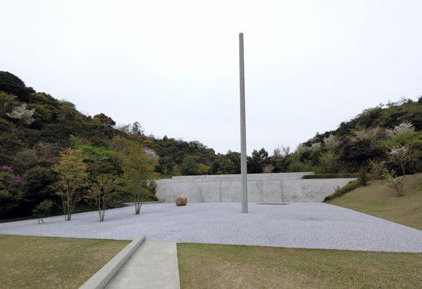 Naoshima - Lee Ufan Museum Exterior