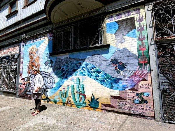San Francisco Street Art Mission 24th Street 1
