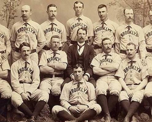 Brooklyn Dodgers 1898 aka Brooklyn Baseball Club