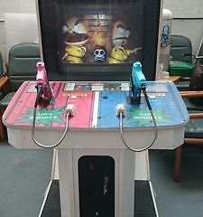 POINT BLANK 2 arcade machine PUB CLUB HALL CAFE PLAY CENTRE COIN OPERATED