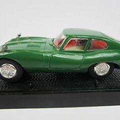 vintage 1/32 Stabo Car Jaguar E-Type GT Slot Boxed Monogram Scalextric Carrera
