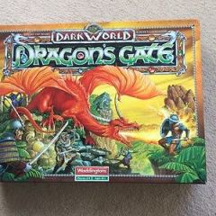 Waddington Dragons Gate board game NEW
