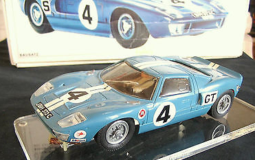 Ford GT40 Slot Car by Stabo