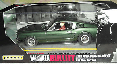 Ford Mustang 390 GT Steve Mcqueen Bullitt by Pioneer