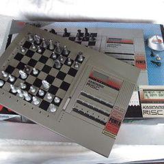 Saitek Risc 2500 2Mb Ram chess computer Rare elo 2300 schachcomputer