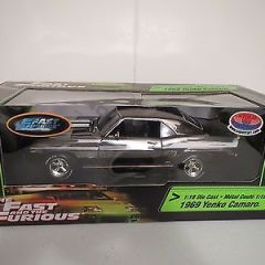 1/18 FAST AND FURIOUS CAMARO