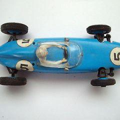 Scalextric SRM (Scale Raceway Models) 1/40 Slot Racer 1962 BRM Car