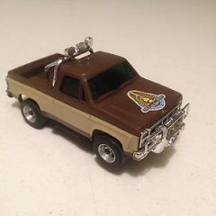 AFX AURORA FALL GUY CHEVY PICK UP TRUCK HO SLOT CAR