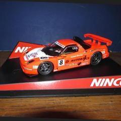 Ninco Honda NSX Autobacs slot car 1/32 – 50355