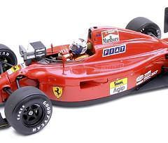 EXOTO 1/18 – 1990 Ferrari 641/2 Prost viewing Computer- GPC97103 RETIRED! SALE!!