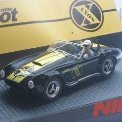 NINCO VERY RARE MAS SLOT COBRA 10 ANNIVERSARY REF NR 91014 NEW BOXED