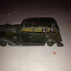 Dinky Toys Pre War Car