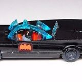 HUSKY BATMOBILE  DIE-CAST CAR – MADE IN ENGLAND -1960s MINT CONDITION