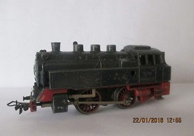 MARKLIN DIECAST HO SCALE 0-4-0T