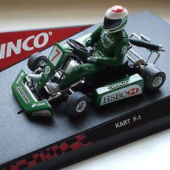 Ninco slot cars  Go-Kart