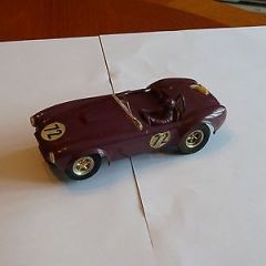 Revell Cobra Ford 1/24 Scale Slot Car