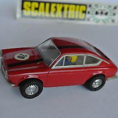 Scalextric RARE    Nice Exin FIAT Seat ABARTH 850TC C42 1969 Spain 100%origional