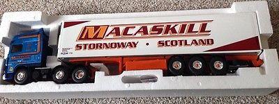 Search Impex Eligor Macaskill Stornoway DAF Truck 1:43 wsi tekno corgi diecast