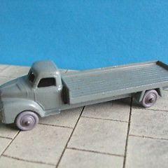 Vintage Diecast DUBLO DINKY TOYS – 066 Bedford Flat Truck (Lot-V)