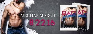 ♥ Excerpt + Review Tour ♥ Bad Judgment by Meghan March