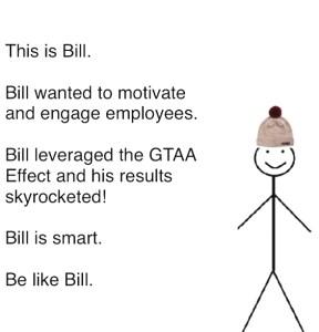 Bill, An Engaged Employee