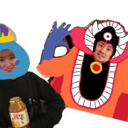 ドラクエ キングスライム ゾーマ 魔王 ブログ パロディー