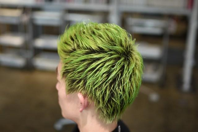 コバルトグリーン