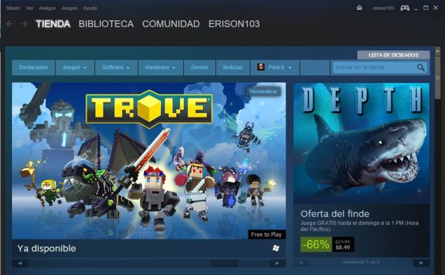 Steam - Juegos gratis para PC