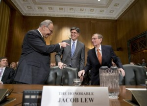The new Treasury Secretary with unindicted co-conspirators