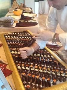 Perugia, chocolate