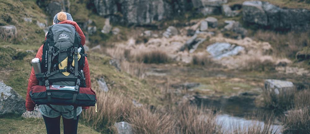 Wildcamping on Dartmoor | Quarry near king's Tor