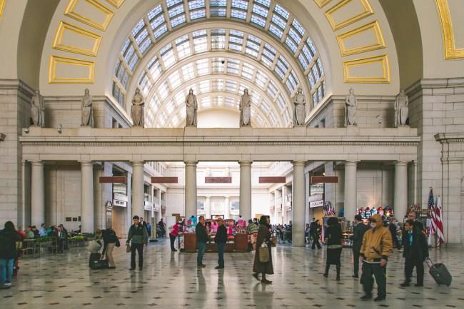 Washington DC by Amtrak - The Overseas Escape-12