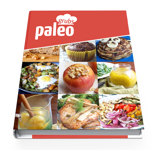 is arrowroot flour paleo cook book