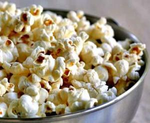 is popcorn paleo