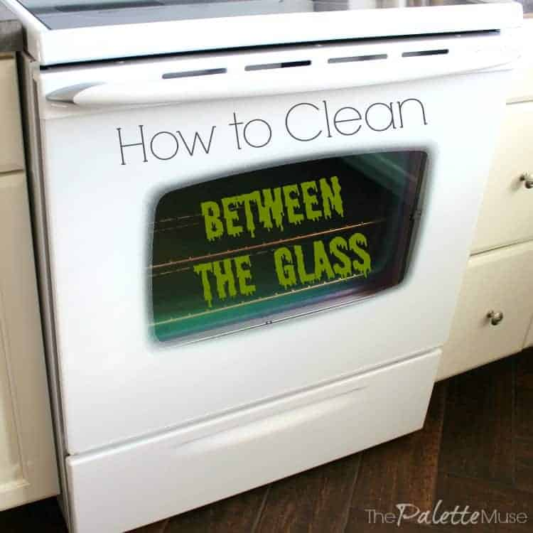 How to Clean Between the Glass Door of your Maytag Oven ...