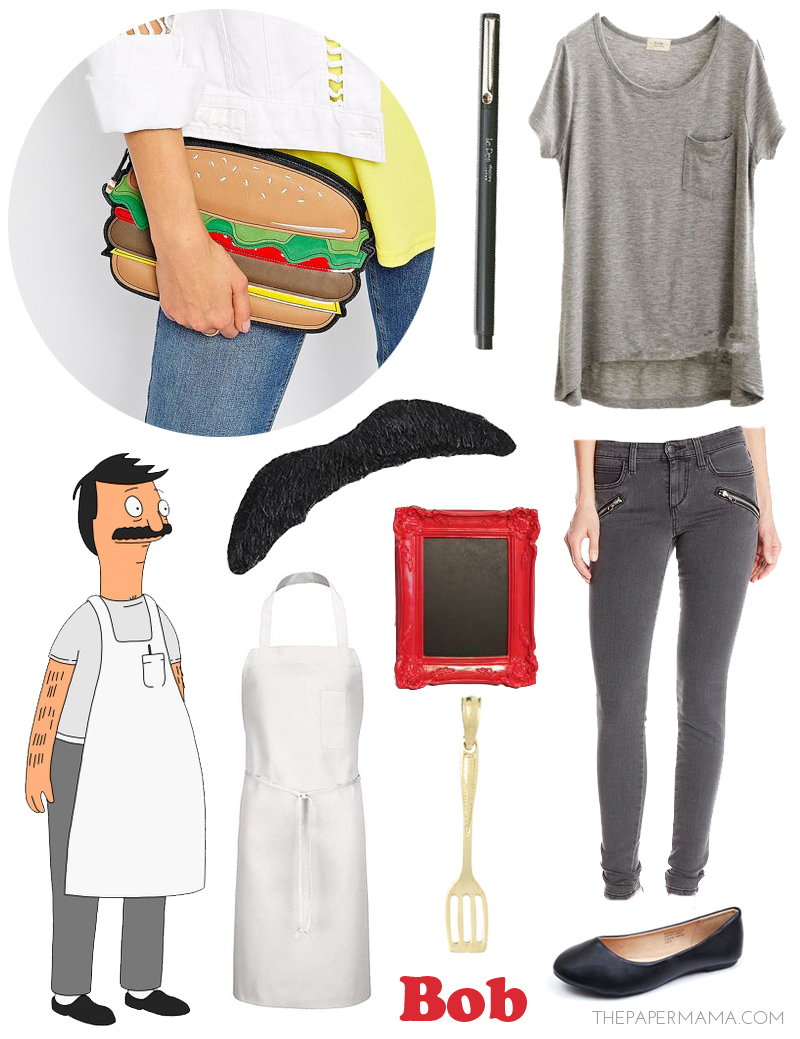 Large Of Tina Belcher Costume