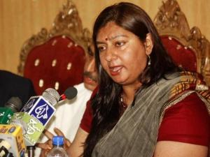 Pakistani rights activist Marvi Sirmed