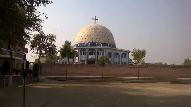 Church in Bannu