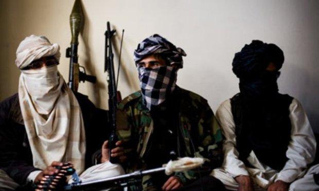 Taliban-Commander