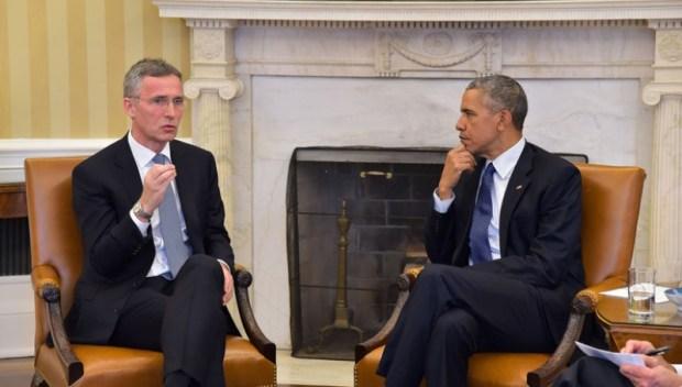 Stoltenberg-meets-Obama