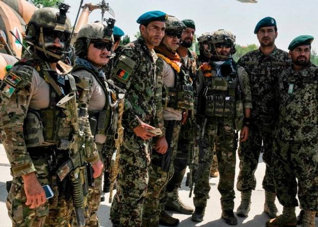 Afghan NATO