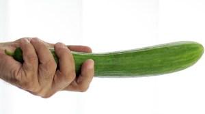 Cucumber-in-imams-anus