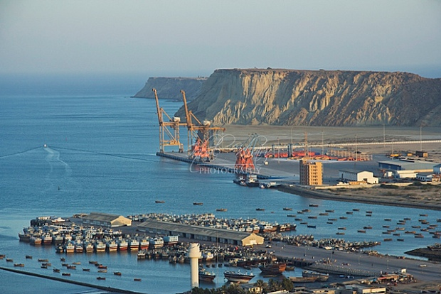 Gawadar-port