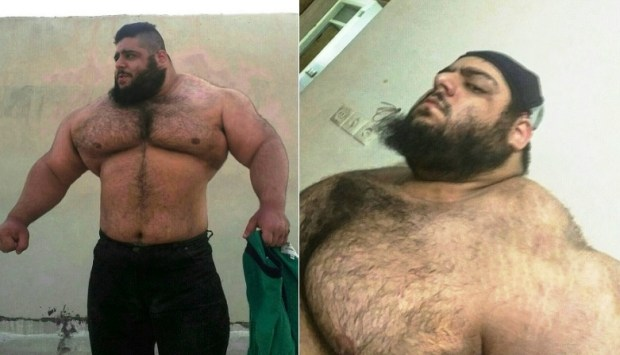Iranian-Hulk