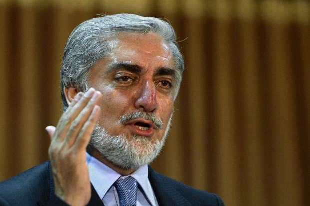 abdullah-dismiss-hand-over-of-security-posts-to-Taliban